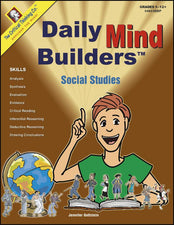 Daily Mind Builders Social Studies Gr 5-12