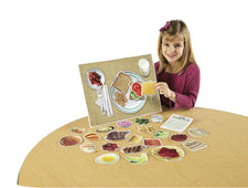 Pretend & Play® Magnetic Healthy Foods