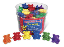 Three Bear Family® Rainbow Counters