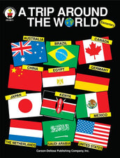 A Trip Around the World Resource Book