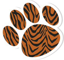 Tiger Paw Magnetic Whiteboard Eraser
