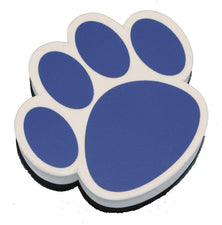 Blue Paw Magnetic Whiteboard Eraser