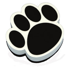 Black Paw Magnetic Whiteboard Eraser
