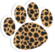 Cheetah Paw Magnetic Whiteboard Eraser