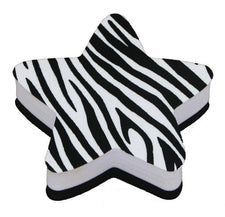 Star Zebra Magnetic Whiteboard Eraser