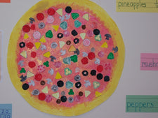 100 Pizza Toppings to Celebrate 100 Days