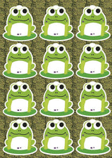 Magnet Frogs