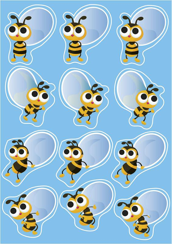 Magnet Bees