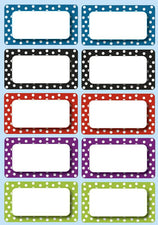 Large Magnetic Labels, Color Dots