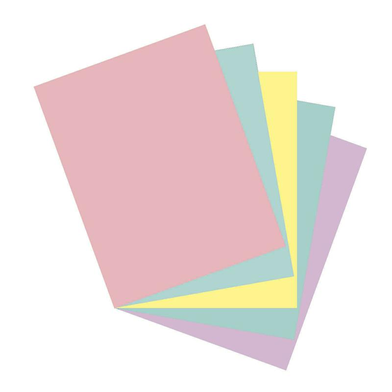 Array® Card Stock, 65#, Pastel Assortment, 100 Sheets