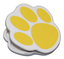 Gold Paw Magnet Clip