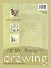 "Art1st® Manila Drawing Paper, 9"" x 12"", 50 Sheets"