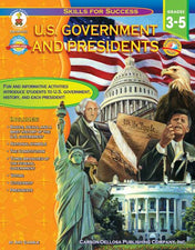 U.S. Government and Presidents Resource Book