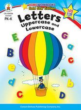 Letters: Uppercase and Lowercase Workbook
