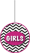 Chevron Girls Pass