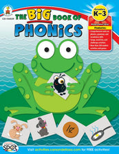 The Big Book of Phonics Resource Book