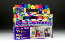 Do-A-Dot Art!® Shimmer Washable Dot Markers, 5 Pack