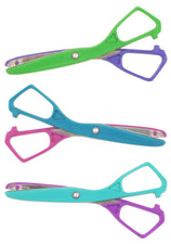 Economy Plastic Safety Scissors
