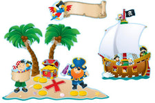 Pirates Bulletin Board Set