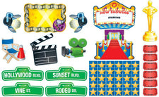 Lights, Camera, Action! Bulletin Board Set