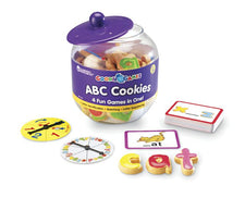 Goodie Games™ ABC Cookies: 4 Fun Games In One!
