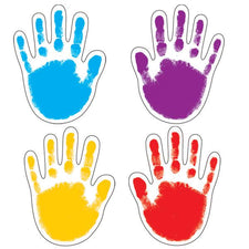 Handprints Cut-Outs
