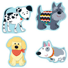 Hot Diggity Dogs Cut-Outs