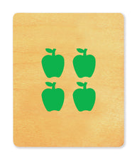 Ellison® SureCut Die - Apples, Tiny