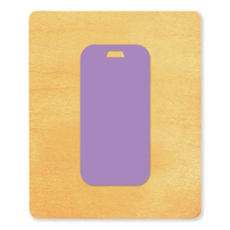 Ellison® SureCut™ Die - Bookmark (Plain #2), Large