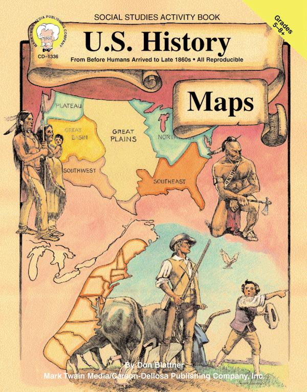 U.S. History Maps Resource Book
