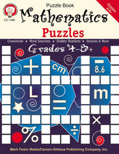 Mathematics Puzzles Resource Book