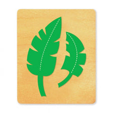 Ellison® SureCut™ Die - Leaves (Jungle), Large
