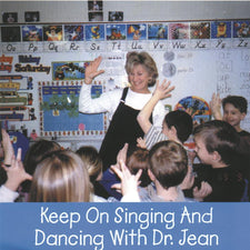 Keep On Singing And Dancin'g CD