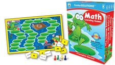 CenterSOLUTIONS™ Math Learning Games, Gr K