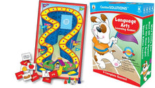 CenterSOLUTIONS™ Language Arts Learning Games, Gr K