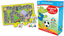 CenterSOLUTIONS™ Language Arts Learning Games, Gr 1