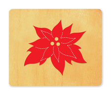 Ellison® SureCut Die - Flower (Poinsettia), Large