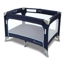 Foundations® SnugFresh® Celebrity™ Portable Play Yard Crib, Regatta