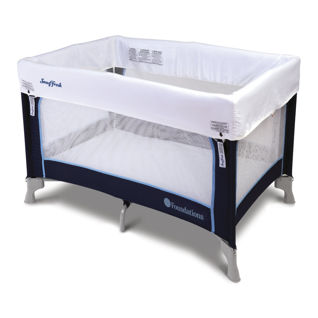 Foundations 174 Snugfresh 174 Celebrity Portable Play Yard Crib