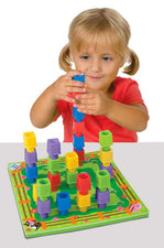 ALEX Toys Little Hands Peg Farm
