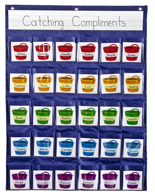 Positive Reinforcement Pocket Chart