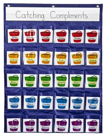 Classroom pocket charts for teachers page 3 supplyme