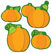 Pumpkins Shape Stickers