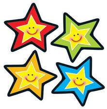 Stars Shape Stickers