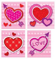 Valentines Prize Pack Stickers