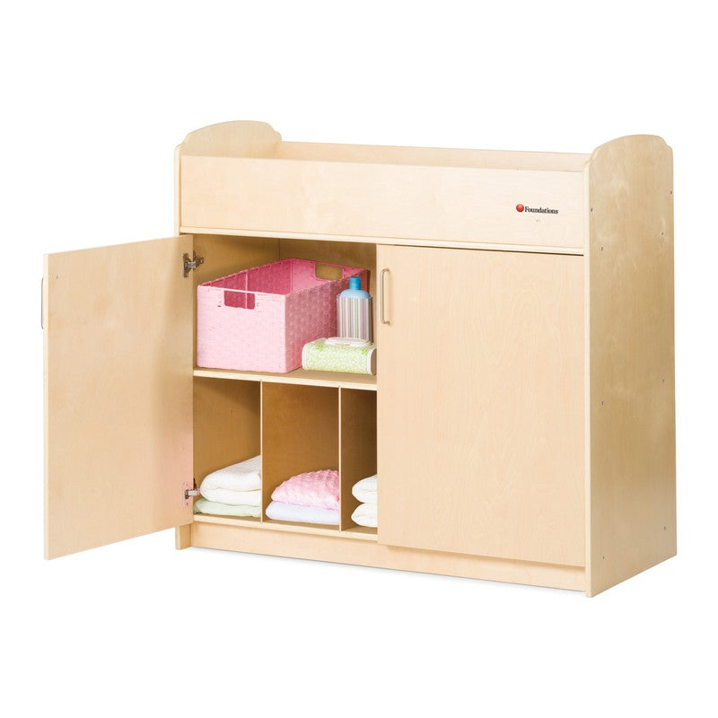 Next Gen Serenity® Changing Table, Natural