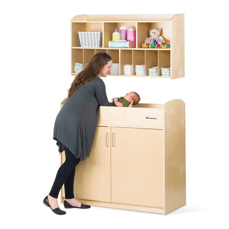 Foundations® Next Gen Serenity® Changing Table, Natural