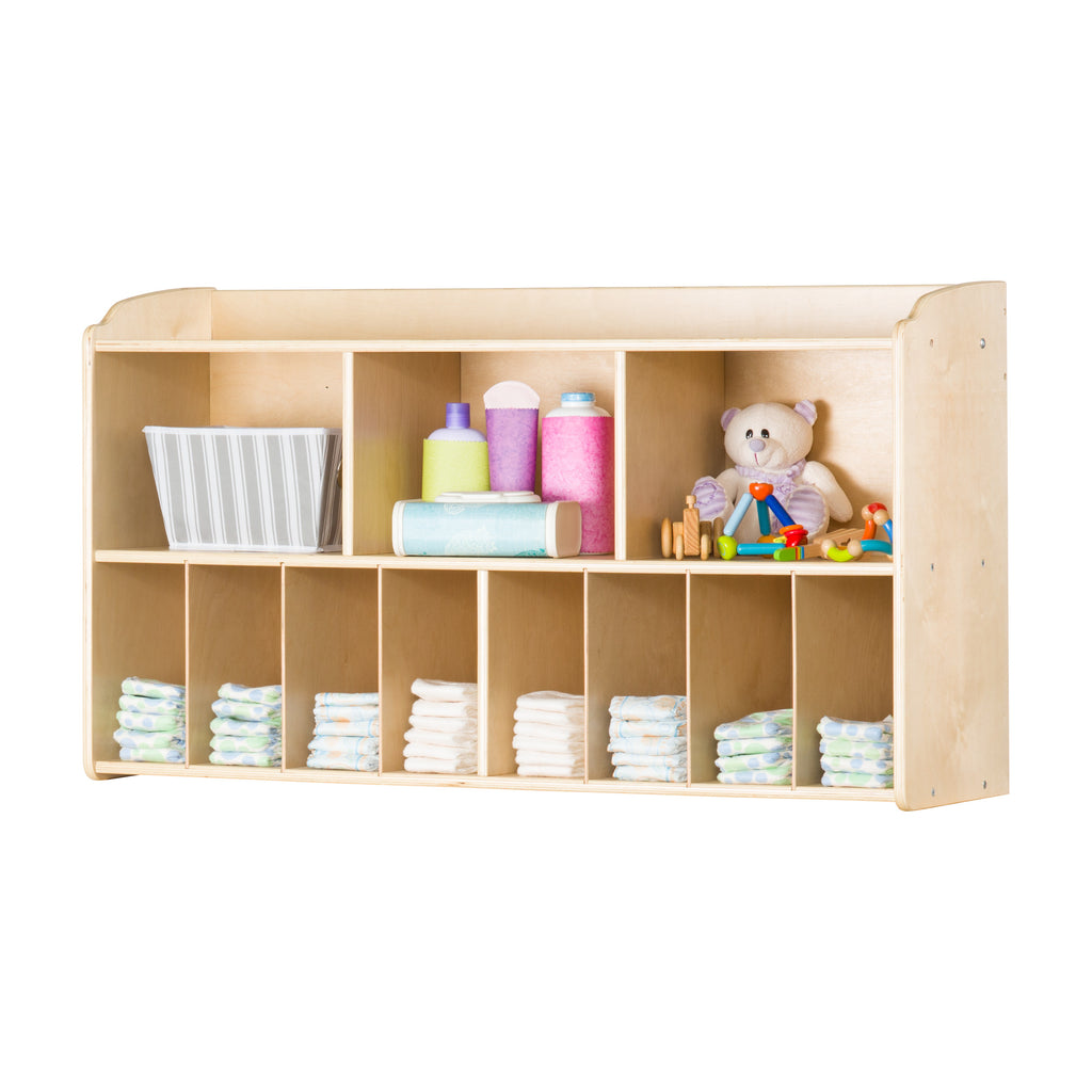 Next Gen Serenity® Diaper Organizer, Natural
