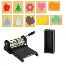 Ellison® Prestige Pro Starter Set with Holiday Decorative SureCut Dies, Large