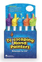 Telescoping Hand Pointers, Set of 10